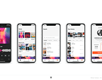 SoundCloud app redesign
