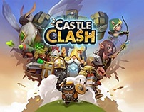 Castle Clash Free Gems Hack Mana MOD Generator