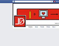 Luke Sheppard Designs (Facebook Banner)