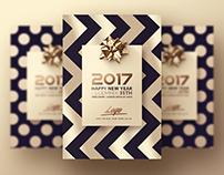 New Year - Classy Invitation