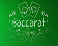 Fond d'ecran Baccarat