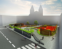 New public space for Copenhagen, Denmark