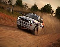Experiencias extremas de conducción de rally