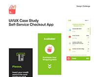 UIUX Study Case - Self Service Check Out