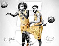 Toledo Men's & Women's Basketball Countdown