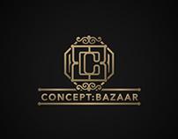 Concept:Bazaar Brand Identity