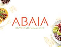 Abaia Restaurant Branding