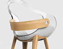SWAN Office/Living Room Chair