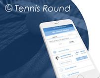 Tennis Social Platform App