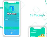 Neo Bank- Part 2 App UI