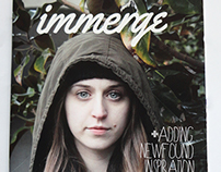 Immerge Magazine
