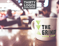 Thirty Logos - Day 2 - The Grind