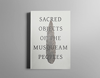 Sacred Objects Book