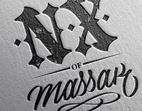 NX of Massak logo.