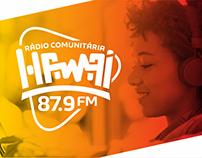 Rádio Hawai 87.9 FM | Bravo Design!