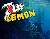 7 up Lemon new Flavor ad steps