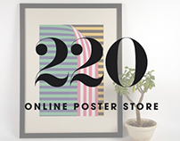 220 Online Poster Store (Retired)