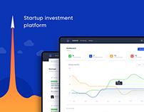 Fintech - Startup Investment Web platform