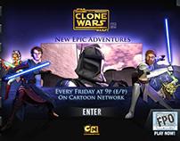 Star Wars Clone Wars (2008)