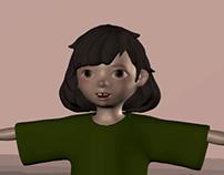 Jo | 3D Model