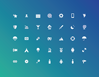 Duotone – a series for to [icon]