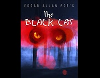 The Black Cat, fantasy film (character and set design)