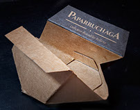 Paparruchaga, Packaging e Identidad de marca