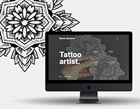 Portfolio tattoo artist