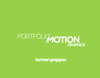 Motions Graphics - Lemon Pepper