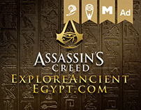 Ubisoft - Explore Ancient Egypt