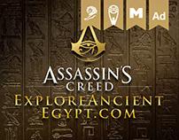 Ubisoft - Explore Ancient Egypt
