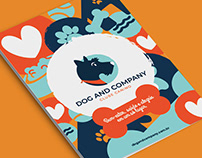 DOG AND COMPANY | IDENTIDADE VISUAL