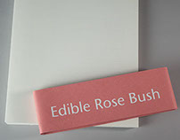 Edible Rose Bush
