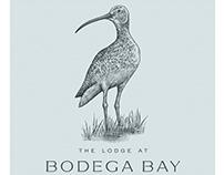 The Lodge at Bodega Bay Brandmarks by Steven Noble