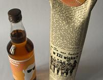 A set of liqueurs