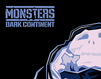 Poster Posse Project #16 - Monsters: Dark Continent