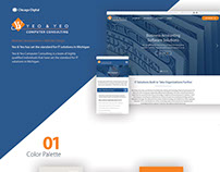 Yeo & Yeo Computer Consulting- Website Design
