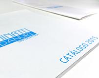 Print - Catálogo - Luminatti by Danuri 2015