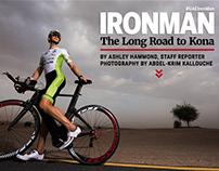 Ironman: The long road to Kona