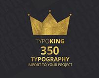 TypoKing   Pack of Titles & Typos