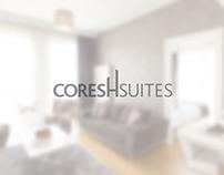 Coreshsuites | Logo & Corporate Identity