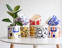 Pleekō Canvas Buckets