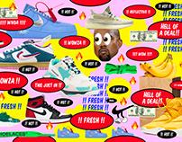 Highsnobiety - Quarterly Sneaker Report