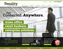 Fonality Website