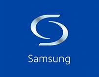 Samsung Rebrand Concept