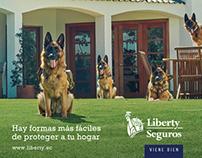 Liberty Formas más fáciles