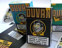 radioactive tobacco pack