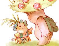 chubby creature
