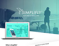 SimpliFly Branding