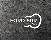 Foro Sur Branding